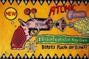 "Steve Stones' ""Atomic Ray Gun #II (Disintegrator Ray Gun)"""