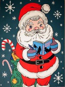 """Steve Stones """"Santa's Naughty Book."""""""
