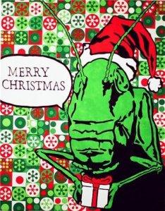 """Steve Stones """"Locust Gift Giver."""""""