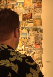Steve Stones Participates in art at the 2012 Biennial Weber State University Art Faculty Exhibit