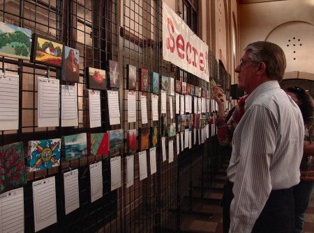 Ogden Union Station's 2012 Secret Art Exhibit