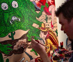 Ogden, Utah Artist, steve stones,