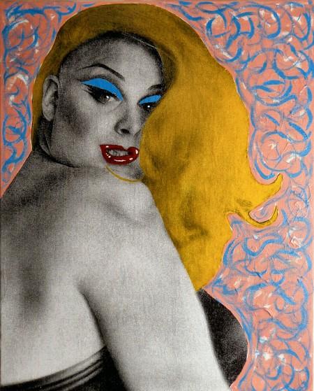 Divine#2 by utah artist Steve Stones